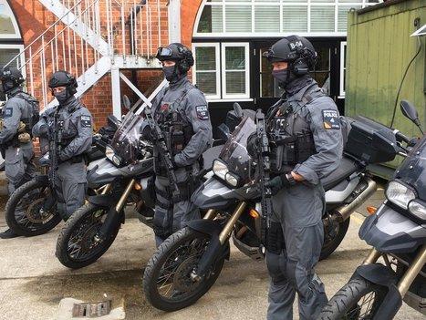 Armed police will use motorcycles in res... | Visordown | Stuka78 | Scoop.it