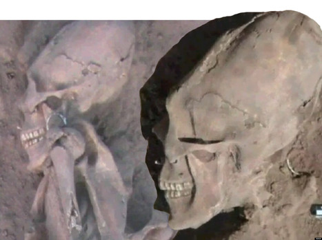 'Alien' Skulls Discovered In 1,000 Year Old Mexican Cemetery | UFO Matrix Magazine | Scoop.it