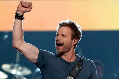 Dierks Bentley Celebrates 14th No. 1 Song in Nashville | Country Music Today | Scoop.it