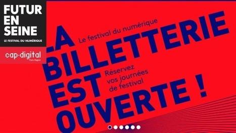 Futur en Seine, la e-santé fait son show !   De la E santé...à la E pharmacie..y a qu'un pas (en fait plusieurs)...   Scoop.it