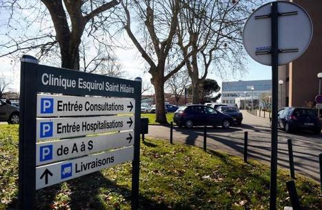 Agen. La clinique Saint-Hilaire va réorganiser son parking | Taxi conventionné idf | Scoop.it