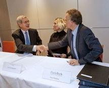PSA signe un accord cadre avec ParisTech pour la recherche et l'enseignement | Enseignement Supérieur et Recherche en France | Scoop.it