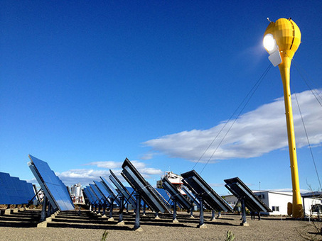 Giant tulip-shaped solar plant to bring reliable energy to Ethiopia | Sustainability by Design | Scoop.it
