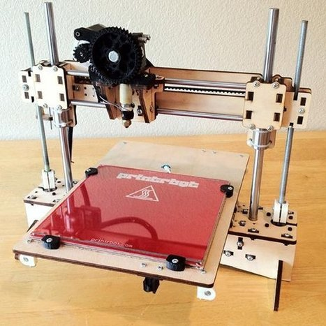 Printrbot wants to make 3D printing cheaper | Geeky Gadgets | Big and Open Data, FabLab, Internet of things | Scoop.it