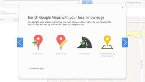 Google's Map Maker Tool Starts to Cover the UK Area | Hi-Techs | Ultimate Technology Info and Reviews | Facebook Android-Based Operating System | Scoop.it