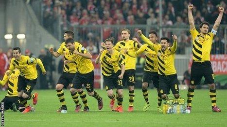 Only Sebastian Kehl and Ilkay Gundogan scored from seven penatlies taken in ... - BBC Sport | lIASIng | Scoop.it