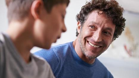 ¿Qué podemos hacer para hablar con los hijos adolescentes y que no sea un monólogo? | La Mejor Educación Pública | Scoop.it