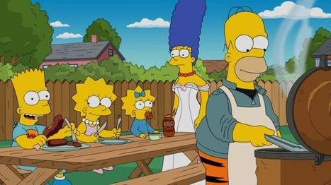 The Simpsons broadcasts its 600th episode - BBC News   levin's linkblog: Pop Culture Channel   Scoop.it