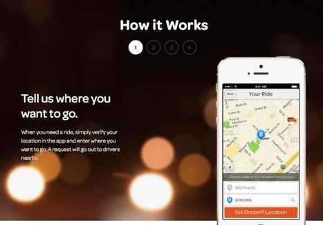 Sidecar and Lyft Will Introduce Mandatory Fares in California | @Trablr: The Sharing Economy (rides, cars & apartments) | Scoop.it