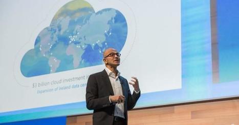 Microsoft ha investito 3 miliardi per infrastrutture cloud in Europa   Sassolini   Scoop.it