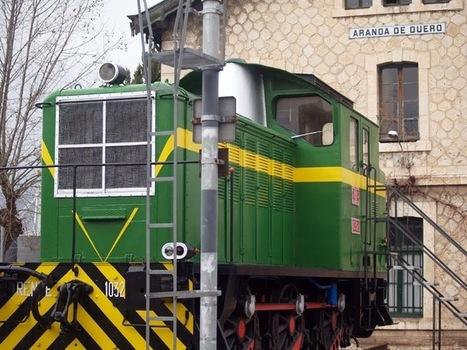 ¡Súbete al tren!: Estación-Museo en Aranda de Duero. - Las Edades ... | Caminos de hierro | Scoop.it