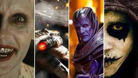 5 películas de ciencia-ficción que no deberás perderte en 2016 | Misc | Scoop.it