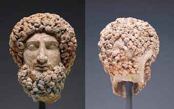 J. Paul Getty Museum Returns a Terracotta Head Depicting the Greek God Hades to Sicily ~ ARCAblog | Bibliothèque des sciences de l'Antiquité | Scoop.it