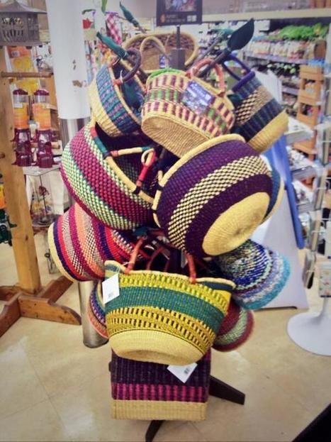 #handmade baskets Tweet from @Ayindisa | Reciclar para crear | Scoop.it