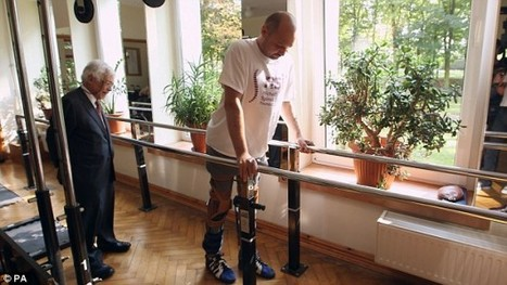 UCL research helps paralysed man to recover function | Medical Engineering = MEDINEERING | Scoop.it