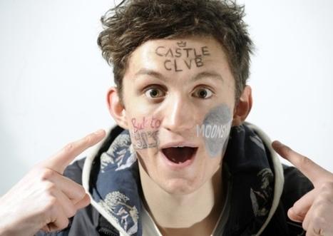 Edinburgh student sells advertising space on his face - Odd - Scotsman.com | Today's Edinburgh News | Scoop.it