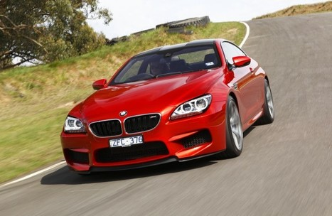 2013 BMW M6 pricing and specifications | Luxury Life Styles | Scoop.it