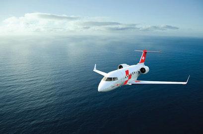 L'avion-ambulance, des soins intensifs dans les airs | General Aviation | Scoop.it