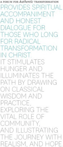 Conversations Journal | Spiritual Formation | Scoop.it