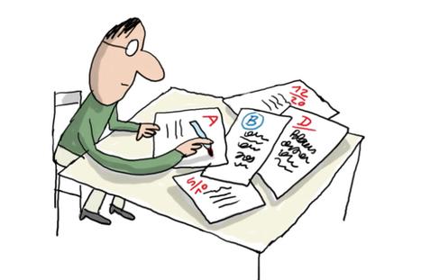 Pourquoi on fait des évaluations à l'école ? | Éducation, TICE, culture libre | Scoop.it