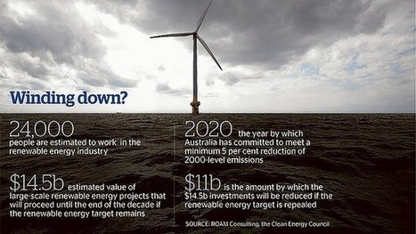Blackout on green projects if target for renewables is axed   Sustain Our Earth   Scoop.it