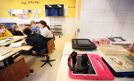Steve Jobsschool in Breda haakt af, iPad-school wordt Perpetuum Primair Onderwijs | Doorbraakproject onderwijs en ict | Scoop.it