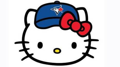 Hello Kitty pounces on growing ranks of female baseball fans with MLB partnership - The Globe and Mail   Autofemmes   Scoop.it