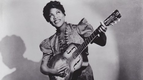 P1 - Rosetta Tharpe | Discover Sigalon Valley - Where the Tags are the Topics | Scoop.it