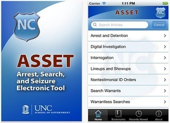 Law Enforcement Professionals Have New Mobile Productivity Tool | High Tech Use by Law Enforcement | Scoop.it