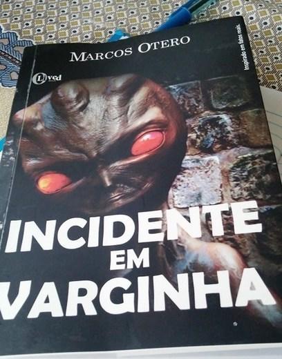 Incidente em Varginha, Marcos Otero. em Resenha de Livro // por JuTorres | Ficção científica literária | Scoop.it