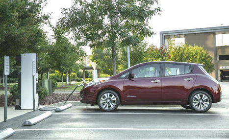 2017 Nissan Leaf Could Get 140-Mile Range - HybridCars.com | Nerd Vittles Daily Dump | Scoop.it