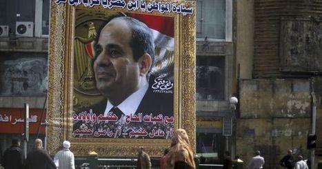 En Egypte, l'ère Sissi débute sous le signe de la répression   Égypt-actus   Scoop.it