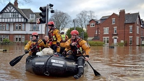 UK insurers expected to pay out less than for previous floods | catastrophe risks | Scoop.it