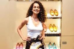 Kangana Ranaut inaugurates Tod's boutique at Palladium Mall in Mumbai - Times of India | Le Marche & Fashion | Scoop.it