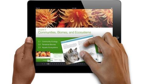 Apple - Education - iBooks Textbooks for iPad | Educative | Scoop.it