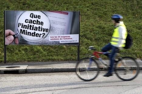 Les opposants à l'initiative Minder soutiennent le marché publicitaire   The Pirate Scoop Tribune   Scoop.it