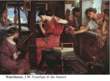 Penelope | Carol Ann Duffy Poems | Scoop.it