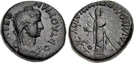Diva Claudia Octavia | Roma Antiqua | Scoop.it