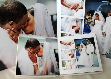 Wedding photo album by albumremembered | Wedding albums | Scoop.it