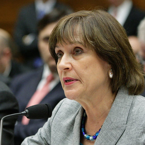 New Documents Suggest IRS's Lerner Likely Broke the Law   Xposing Government Corruption in all it's forms   Scoop.it