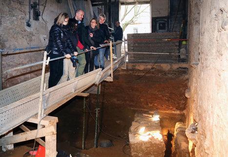 El balneari Aqva Gerunda integrarà les restes romanes | LVDVS CHIRONIS 3.0 | Scoop.it