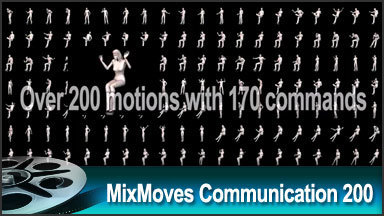 iClone-MixMoves Communication 200 | Machinimania | Scoop.it