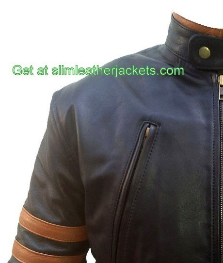 X-Men #wolverine leather jackets | Celebrity Smashing Hugh Jackman leather jackets | Scoop.it