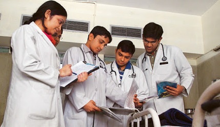 MINISTRY NOD FOR ONE ENTRANCE TEST FOR MEDICAL COURSES<br/>&hellip; | Daily jankari | Scoop.it