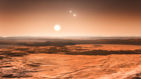 Confirmed: A Star System with Three Potentially Habitable Planets!   Futurism and Cosmos   Scoop.it
