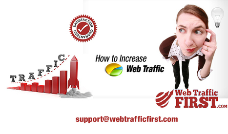 Targeted Traffic for your business Website | Web Traffic First | Scoop.it