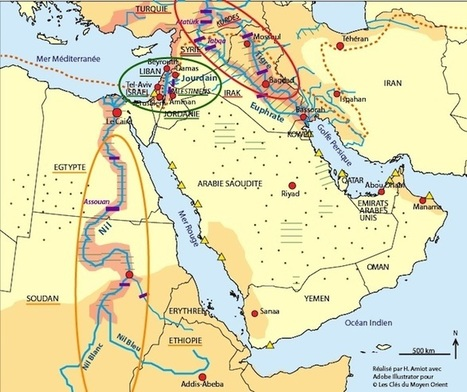 L'eau au Moyen-Orient | ECS Géopolitique de l'Afrique et du Moyen-Orient | Scoop.it