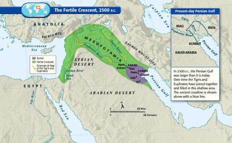 40 mapas que pueden explicar Oriente Medio   Enseñar Geografía e Historia en Secundaria   Scoop.it