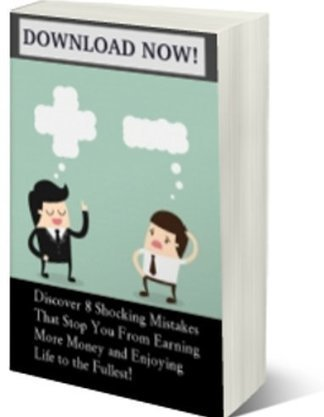 Free Special Report! Discover 8 Shocking Mistakes That Stop You From Earning More Money and Enjoying Life to the Fullest! | Nothing But News | Scoop.it