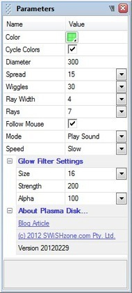 Nowy komponent: PlasmaDisk   blog.swish.pl   Narzędzia do tworzenia animacji 2D   Scoop.it